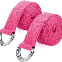 correa de yoga rosa1